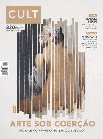 CULT 230 - Arte e censura (Capa Nino Cais)