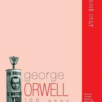 CAPA-Cult-71-Dossie-George-Orwell-