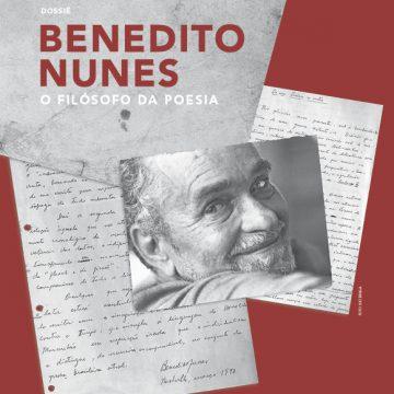 Capa CULT 231 – Benedito Nunes