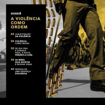 Capa CULT 232 – A violência como ordem
