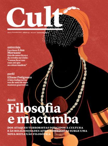 Filosofia e macumba - Revista Cult 254